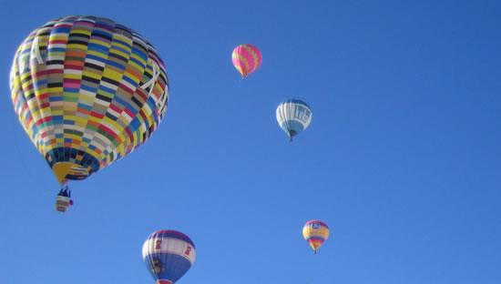 Citrus Classic Balloon Festival