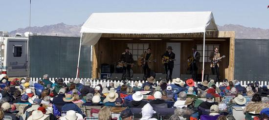 Blythe Bluegrass Festival