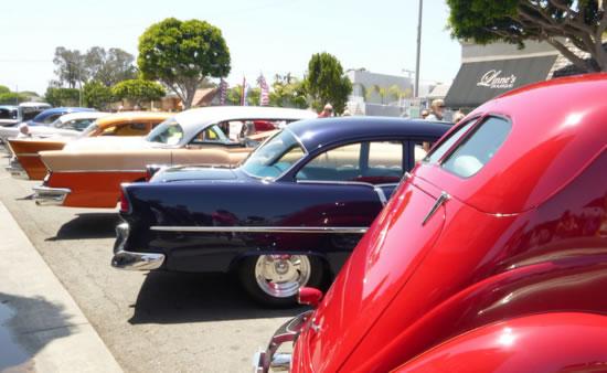 SealBeach Classic Car Show