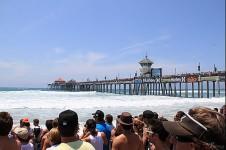 US Surfing Open Huntington Beach
