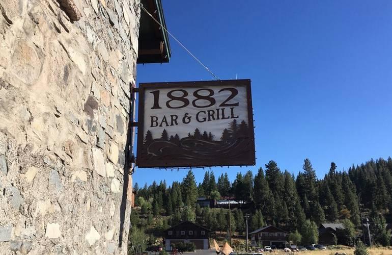 1882 Bar & Grill Truckee California