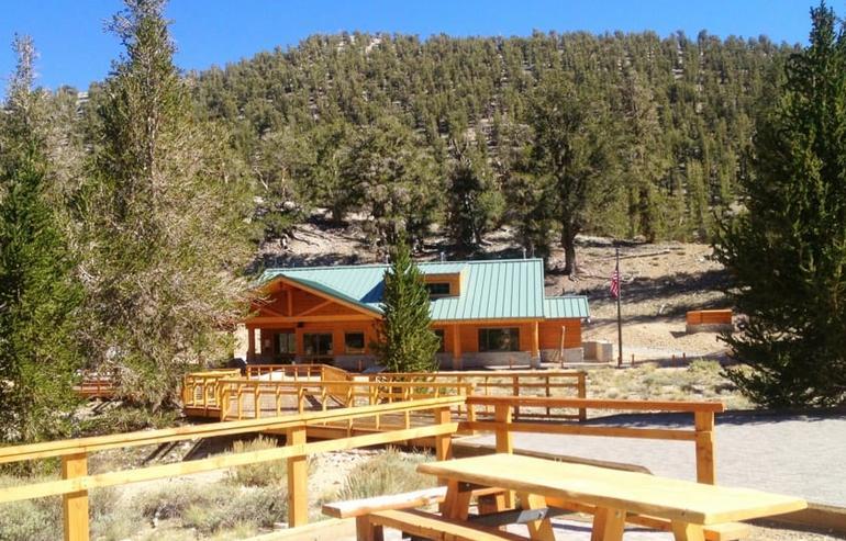 Bristlecone Pine Forest Visitor Center