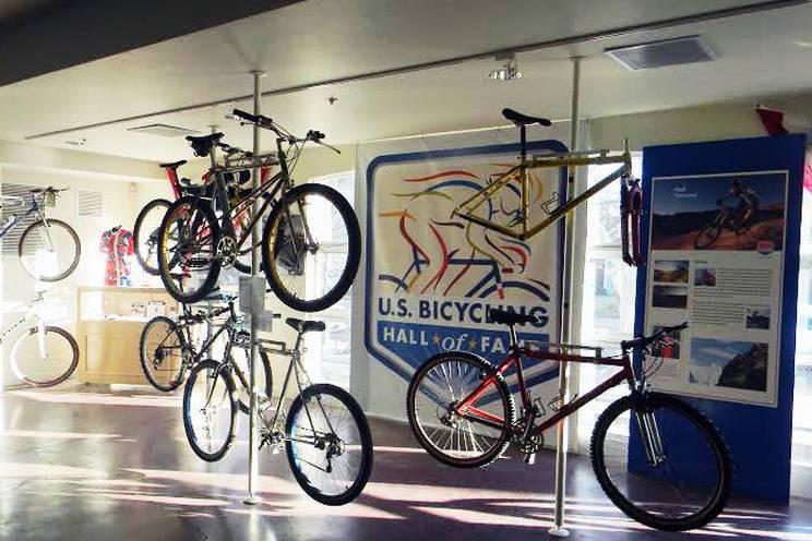 U.S. Bicycling Hall of Fame