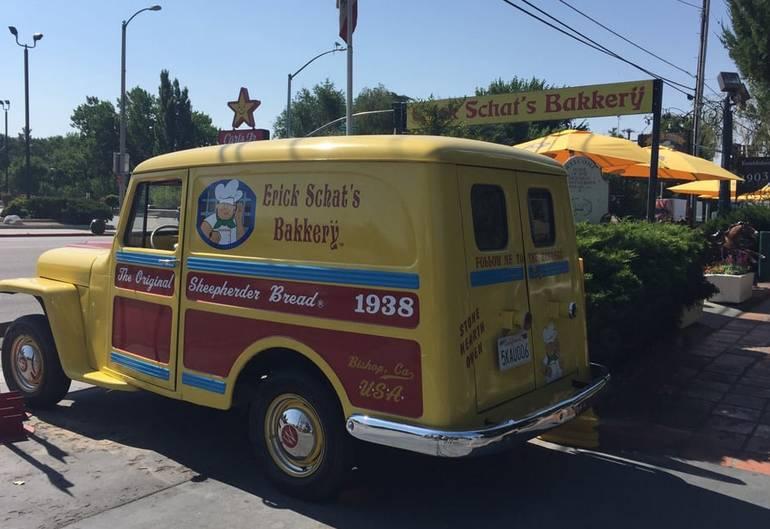 Erick Schat's Bakery Bishop California