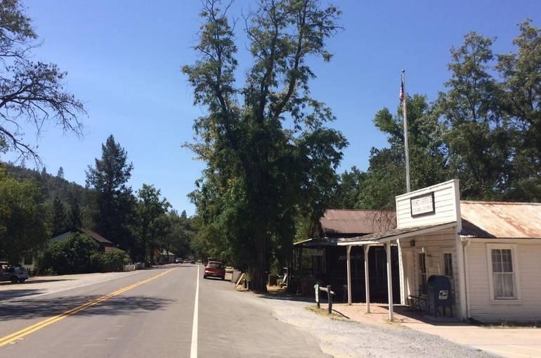 Coloma California Highway 49