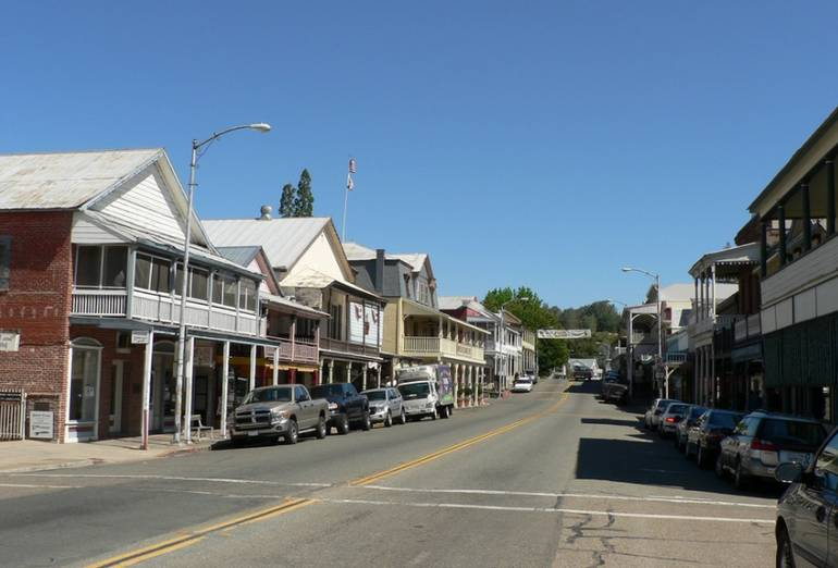 Sutter Creek California Gold Country Day Trip