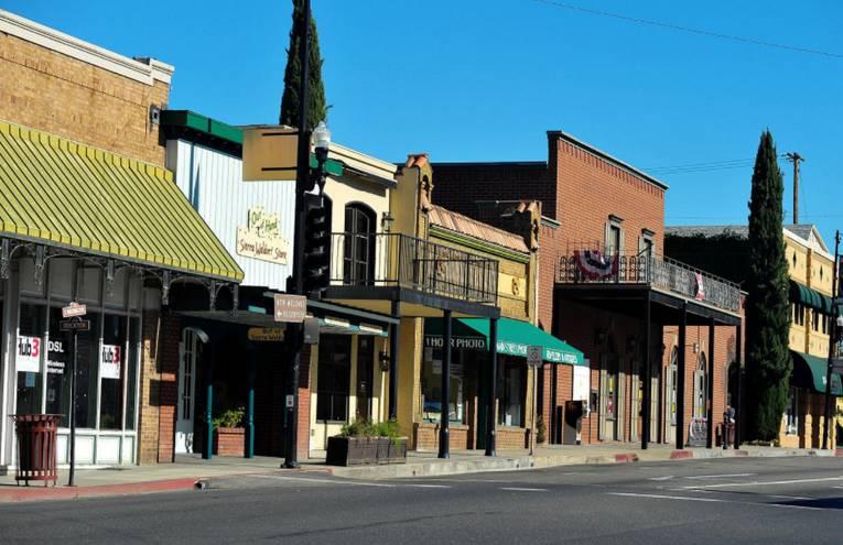 Sonora California