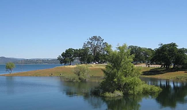 Folsom Lake Day Trip