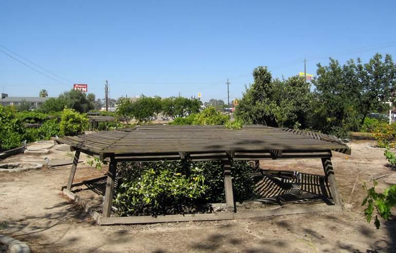 Forestiere Gardens Fresno California