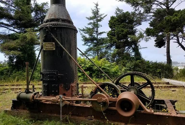 Fort Humboldt State Historic Park