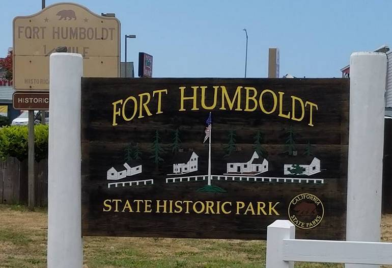 Fort Humboldt State Historic Park Day Trip