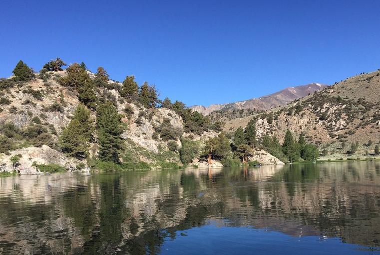Gull Lake June Lake Loop