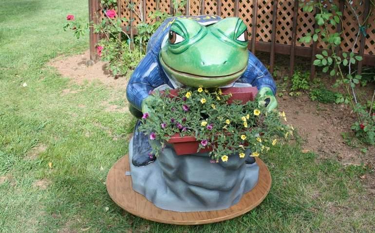 Jumping Frog of Calaveras County