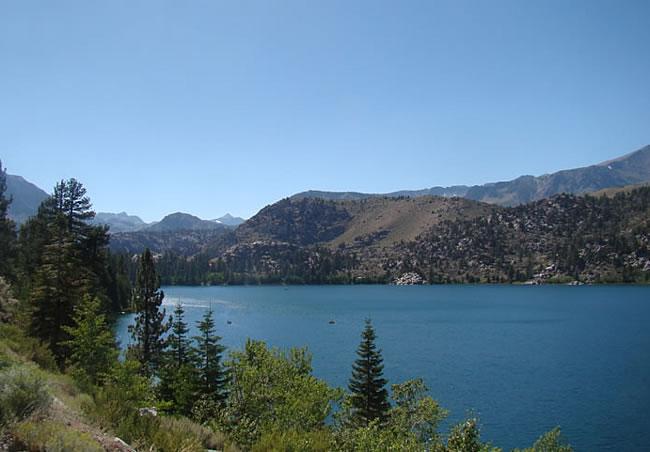 June Lake Loop Day Trip