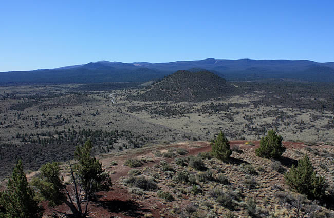 Lava Beds National Monument Day Trip