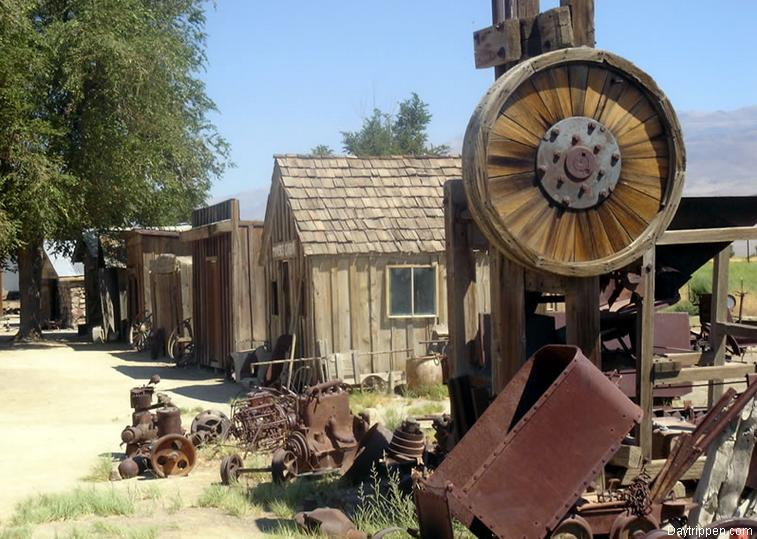 Laws Railroad Museum Ghost Town