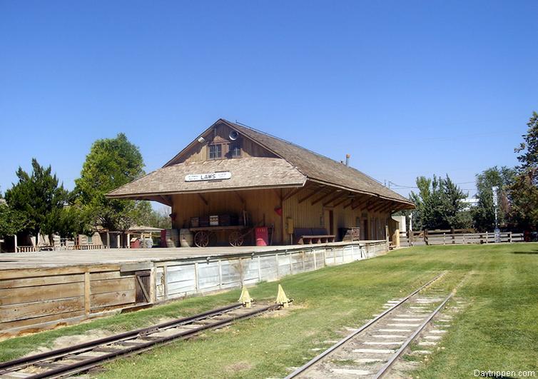 Law Laws Railroad Museum Train Station