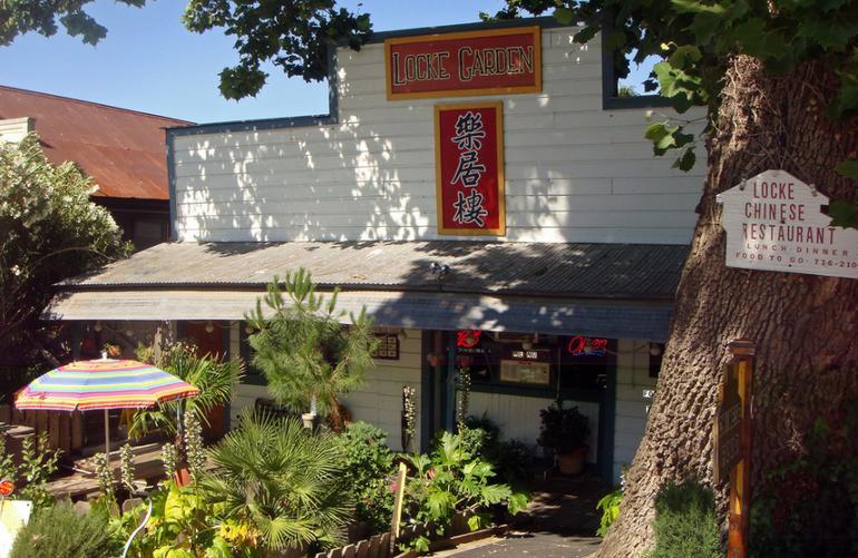 Locke Historic District Locke Garden