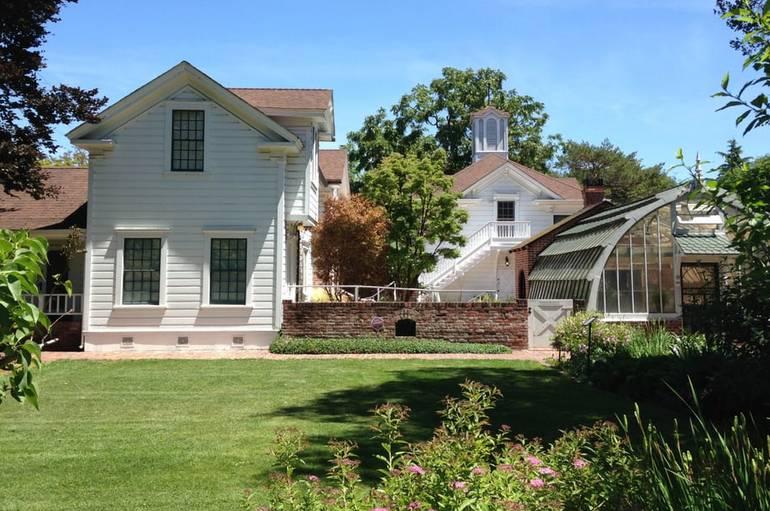 Luther Burbank Home & Gardens Santa Rosa CA