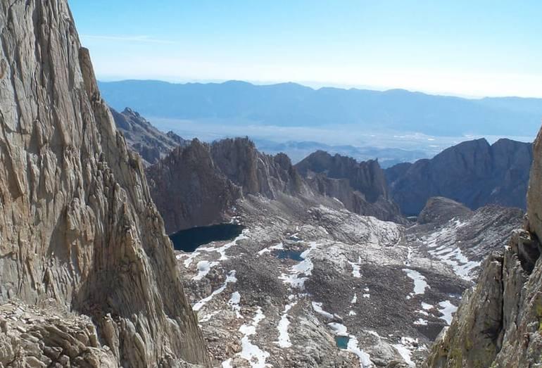 Whitney Portal California Eastern Sierra Mountains