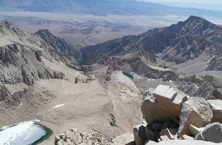 MountWhitney Summit