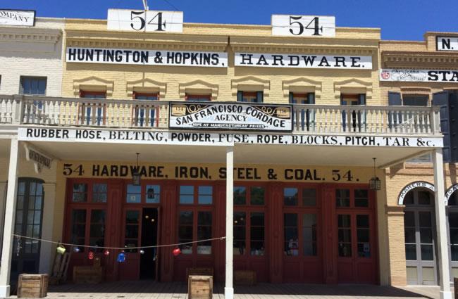Old Town Sacramento Day Trip