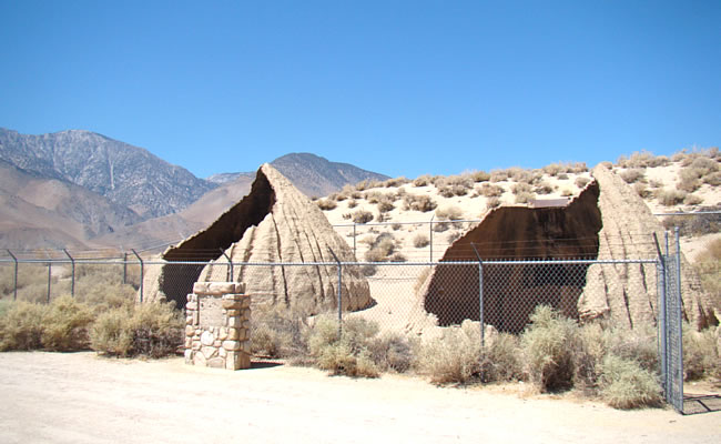 Cottonwood Charcoal Kilns Owens Valley