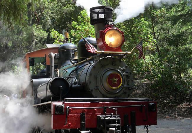 Shay Steam Engine