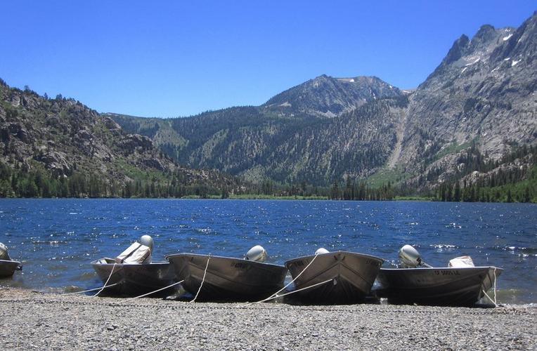 Silver Lake June Lake Loop