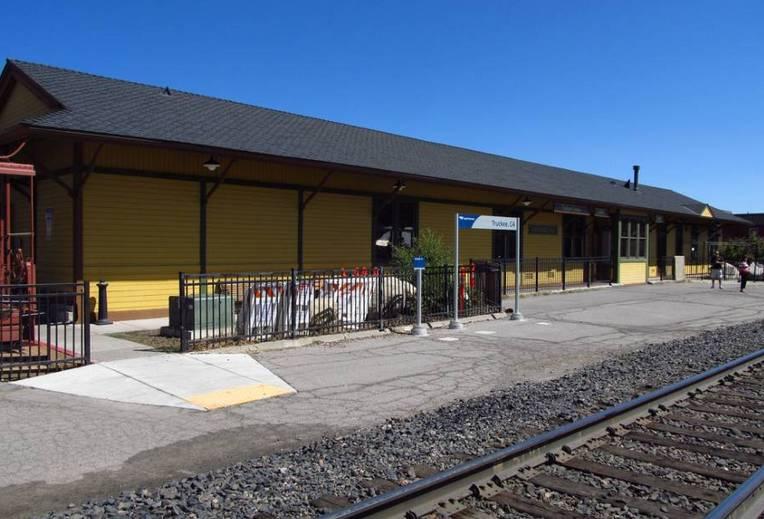 Truckee Visitor Center