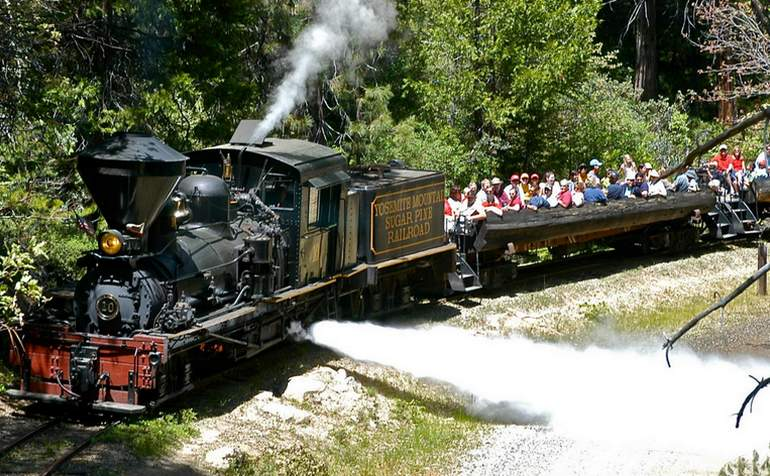 Yosemite Sugar Pine Railroad
