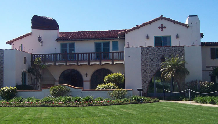 Adamson House Museum Malibu Beach Day Trip