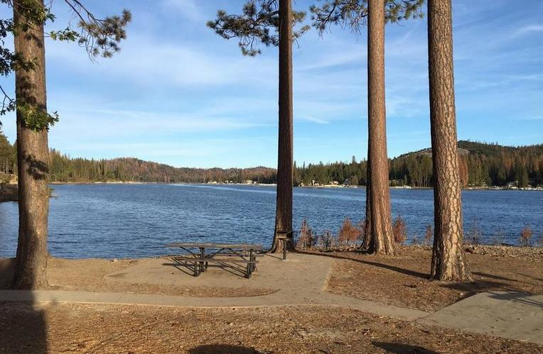 Bass Lake Campsite