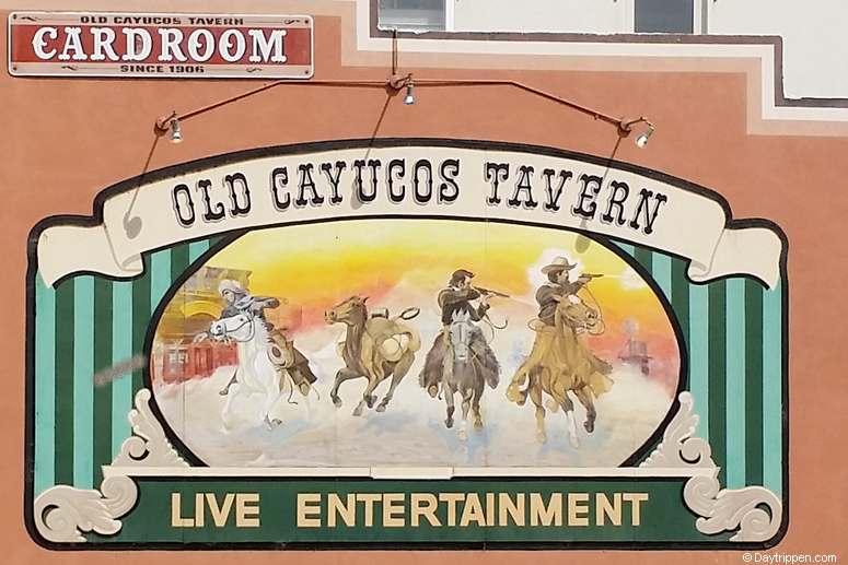 Old Cayucos Tavern Since 1906