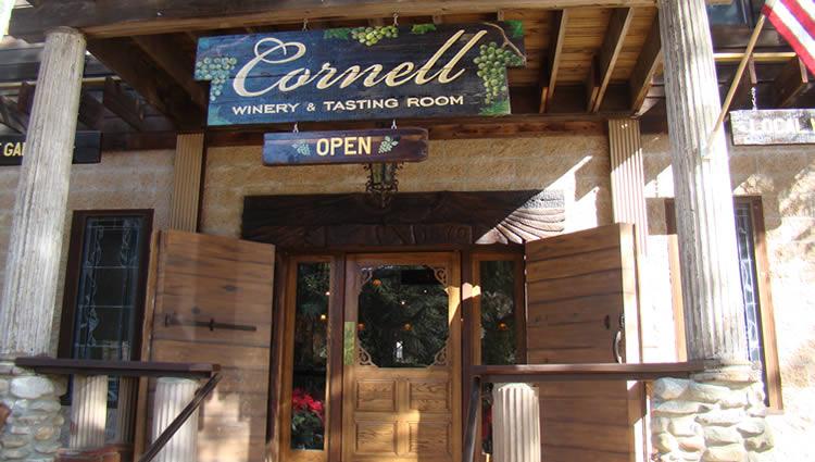 Cornell Winery & Tasting Room.