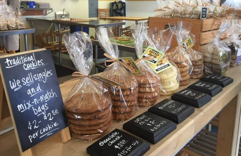Brown Butter Cookie Company Cayucos