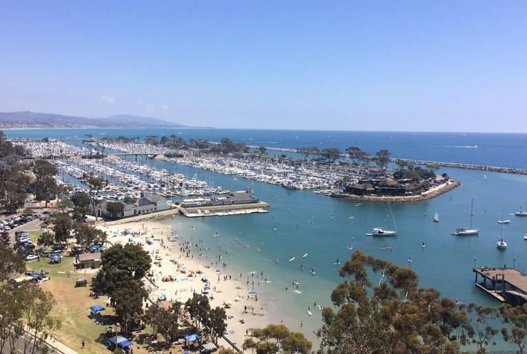 Dana Point Harbor Orange County Day Trip
