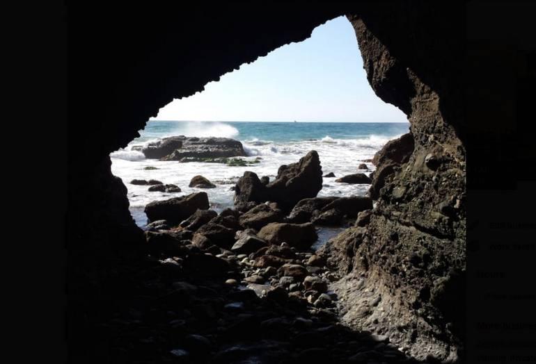 Dana Point Headlands Sea Caves