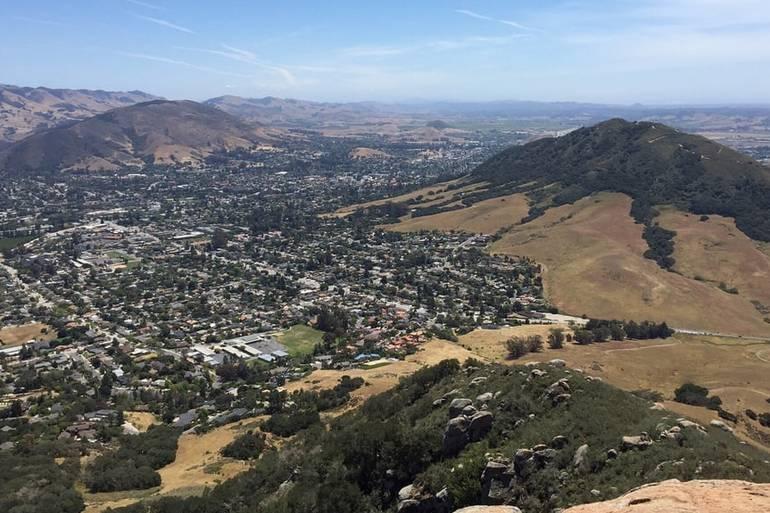 San Luis Obispo California Central Coast Day Trip