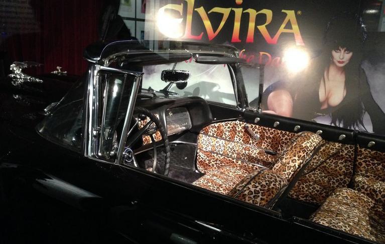 Elvira Exhibit
