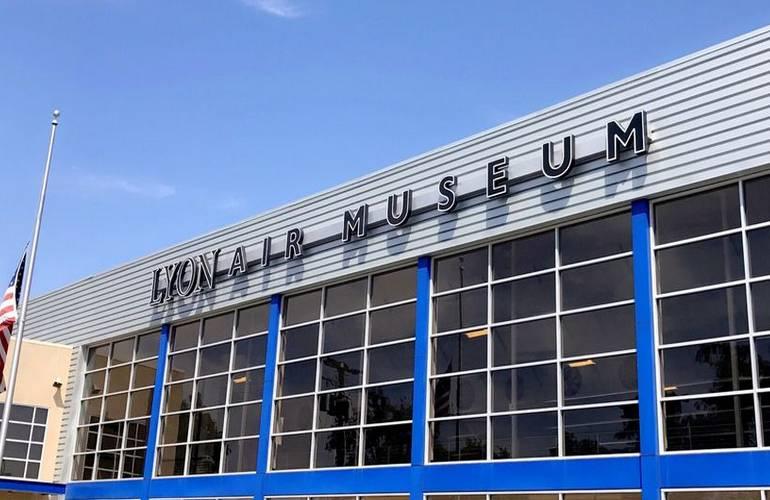 Lyon Air Museum John Wayne Airport