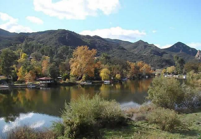 Malibou Lake Santa Monica Mountains Agoura Hills