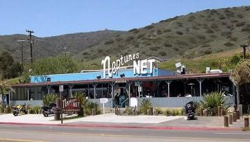 Neptune's Net Malibu Beach