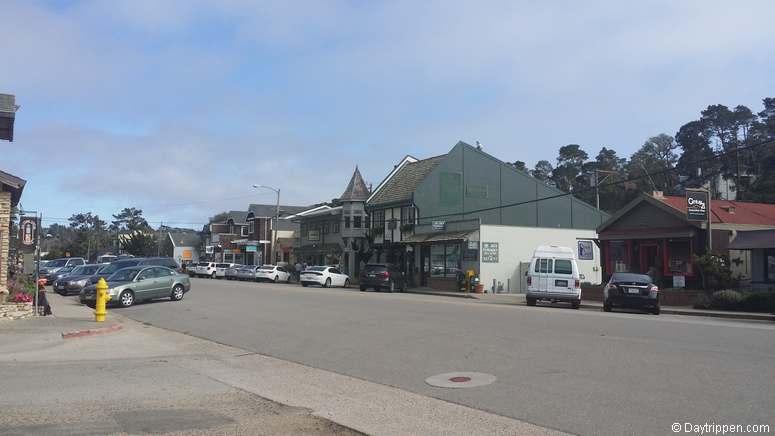 Village of Cambria California Central Coast