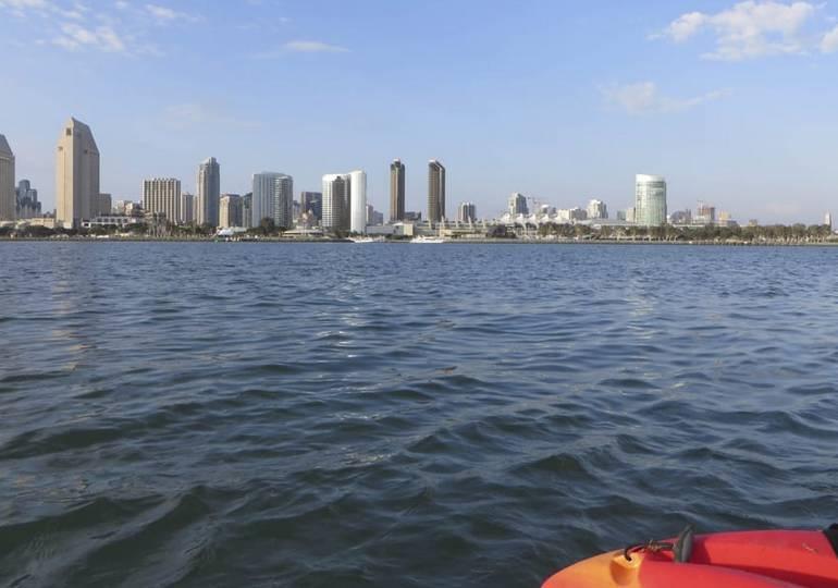 Coronado Kayak Tour