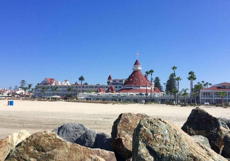 Day Trip San Diego's Coronado Island