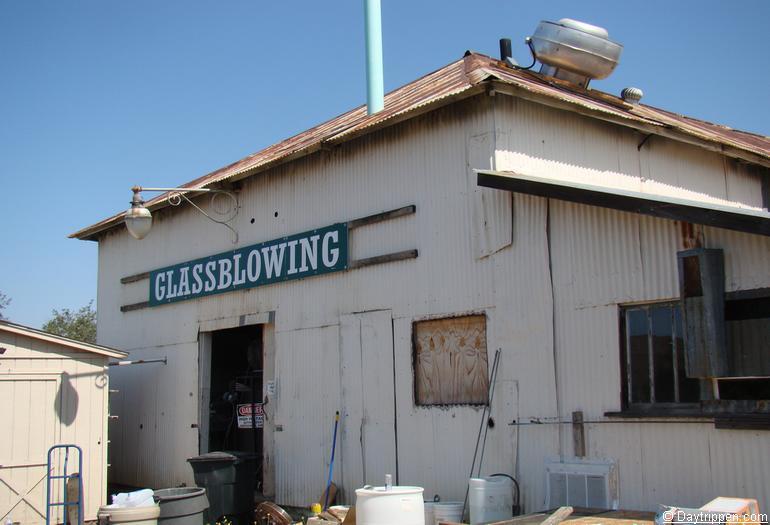 Harmony California Glassblowing