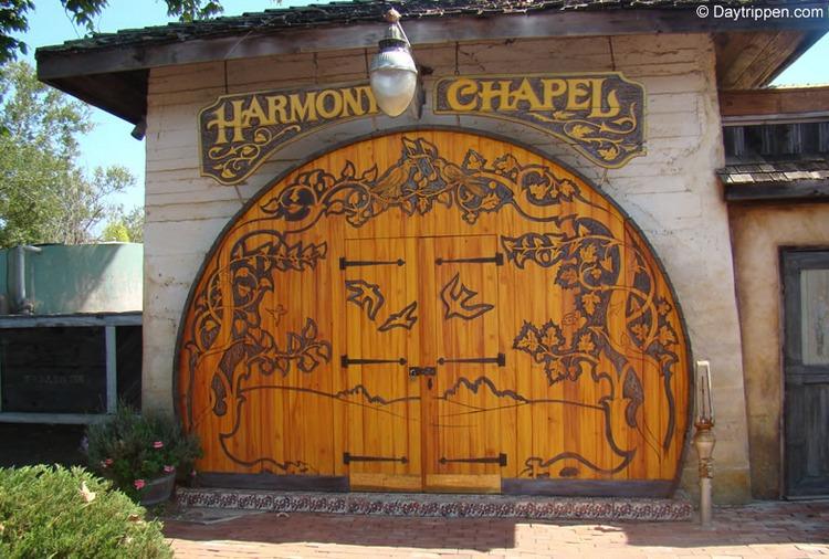 Harmony California Central Coast