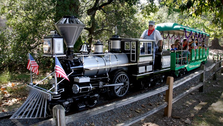 Irvine Regional Park Railroad