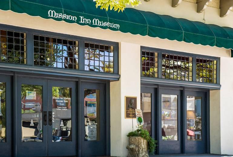 Mission Inn Riverside Museum